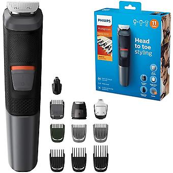 Gerui 9-in-1 All-in-one Trimmer 5 MGK5280, Beard Trimmer for Men, Hair Clipper and Body Groomer with