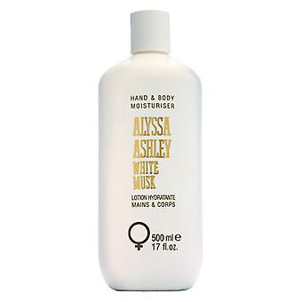 Body Lotion White Musk Alyssa Ashley (500 ml)