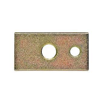 "Plate for Eyebolts Sabelt 50 x 25 mm 7/16"""