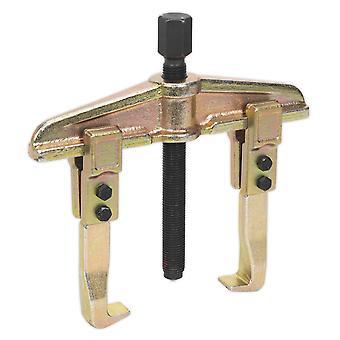 Sealey Ak46120 doble pata tirador barra tipo 120 X 100Mm