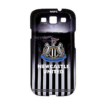 Newcastle United FC Official Samsung Galaxy S3 Hard Football Crest Phone Case