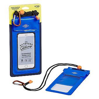Gentlemen's hardware - waterproof phone case
