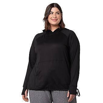Women's Plus Size Gratify Long Sleeve Hoodie