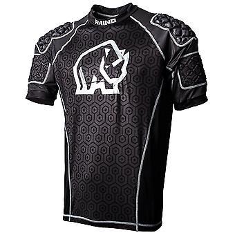 Rhino pro body protection black UK Size