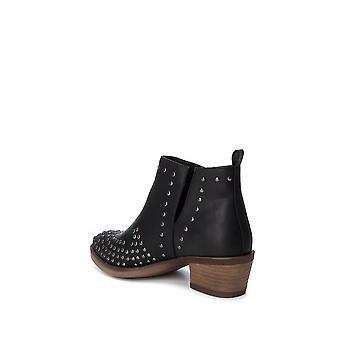 Xti - Shoes - Ankle boots - 49476-BLACK - Ladies - Schwartz - EU 38