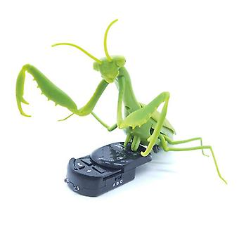 Infrared RC Remote Control insects RC animals mantis Trick Terrifying Mischief Toys RC  Animals
