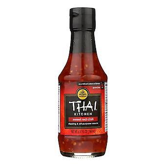 Thai Küche Süße rote Chili Sauce