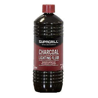 Supagrill Barbecue Lighting Fluid 1 Ltr