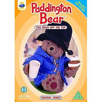 Paddington Bear - Too Much Off The Top DVD