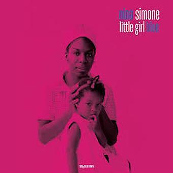 Nina Simone - Liten flicka Blå Blå Vinyl