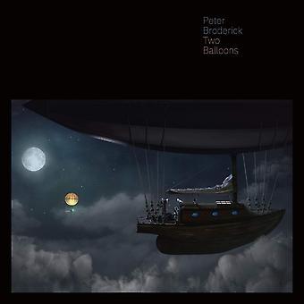 Peter Broderick - Dwa balony winylu