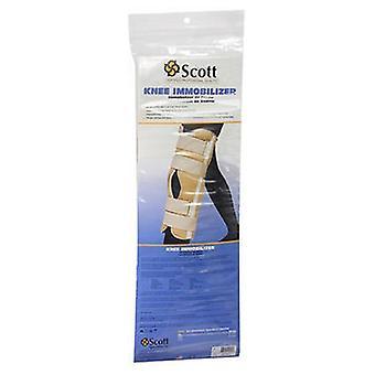 Scott Specialties Scott Knee Immobilizer, Beige Each