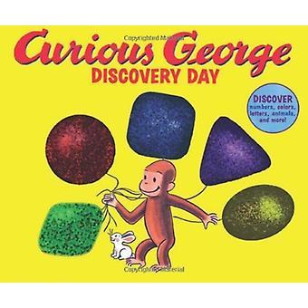 Utelias George Discovery Day-kirjoittanut H A Rey & Editors Of Houghton Mifflin Company