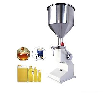 Machine de remplissage de pâte pneumatique et de remplissage quantitatif liquide