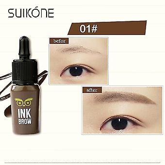 Suikone B140 Portable Size Tearing Peel Off Eyebrow Gel Eyebrow Enhancer Gel