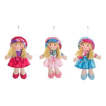 Rag Doll DKD Kodin sisustus (3 kpl) (15 x 5 x 20 cm)