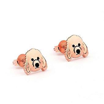 Jack & co pets - poodle earrings jce0844