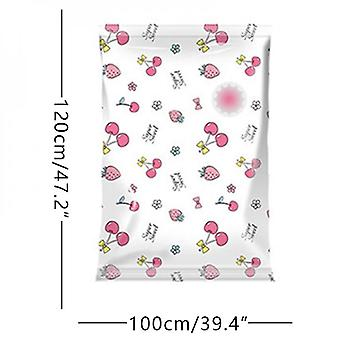 Vacuum Bag For Clothes, Quilt, Underwear, Compressed Foldable Bags, Closet Organizer, Sealed Bags To Save Space