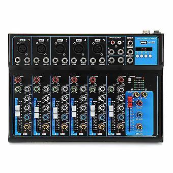 Mixeur de son de microphone numérique Bluetooth