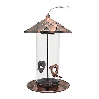 More Birds Copper Acorn Wild Bird Seed Feeder - 2.7 lb capacity