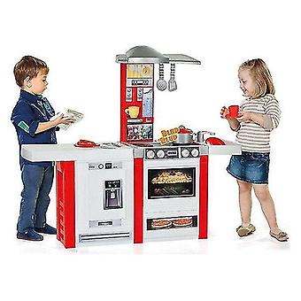Pretend professions role playing toy kitchen master moltó 102 x 114 x 34 cm