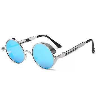 Classic Steampunk Sunglasses Luxury Brand Designer