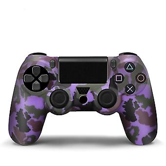 Ps4 / ps4プレイステーションコンソール用プレイステーション4のためのゲームゲームパッドのワイヤレスBluetoothゲームコントローラ