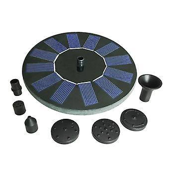 Water Fountain  Solar  Pump
