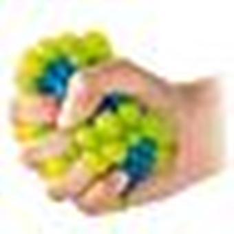 Anti-Stress-Ball mit Pusteln