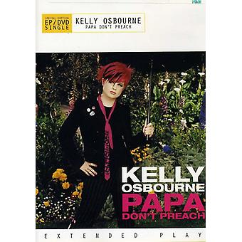 Kelly Osbourne - Papa Don't Preach [BLU-RAY] USA import