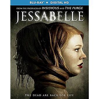 Jessabelle [BLU-RAY] USA tuonti
