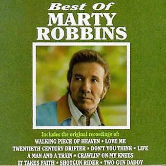 Marty Robbins - bästa Marty Robbins [CD] USA import