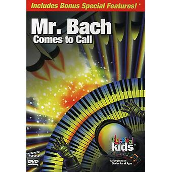 Mr. Bach Comes to Call [DVD] USA import
