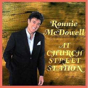McDowellronnie - At Church Street Station [CD] USA import