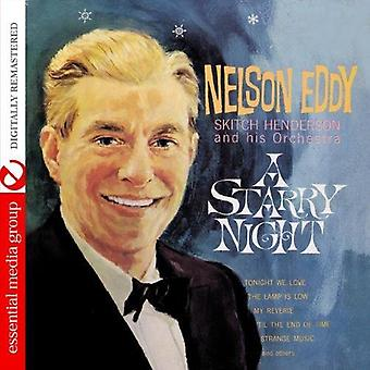 Nelson Eddy - Starry Night [CD] USA importieren