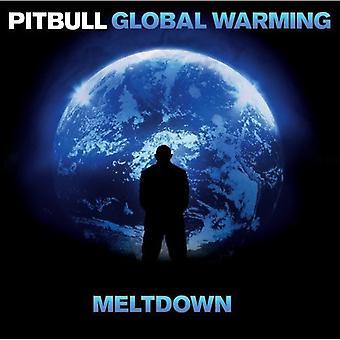 Pitbull - Global Warming härdsmälta [Clean] [CD] USA import