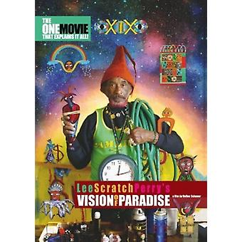 Perry, Lee Scratch - Lee Scratch Perrys Vision of Paradise [DVD] USA import