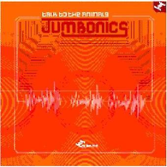 Jumbonics - Talk to the Animals [CD] USA import