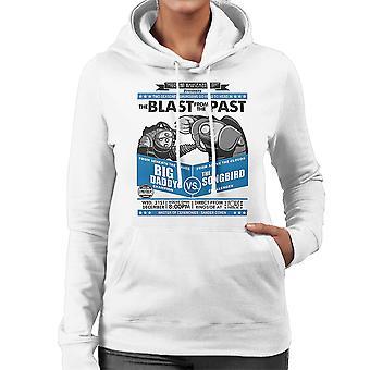 Blast From The Past Bioshock Women's Hooded Sweatshirt
