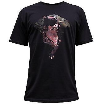 Crooks & Castles Rebel Medusa T-Shirt Black
