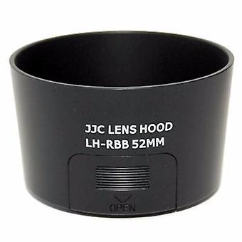 JJC vervanging Pentax PH-RBB 52mm Lens Hood voor smc PENTAX-DA L 50-200mm f/4-5.6 ED