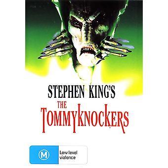 Tommyknockers elokuvan juliste (11 x 17)