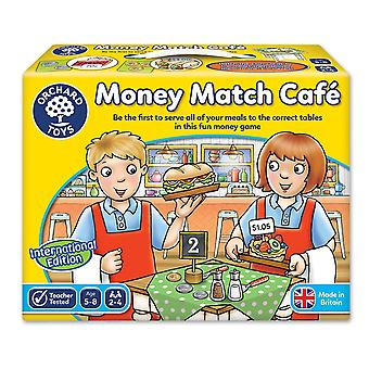 Orchard Toys argent jeu Cafe Match International