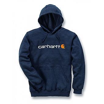 Carhartt Men's Hoodie Signature Logo Midweight