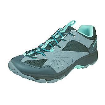 Scarpe da escursionismo di Womens Merrell Avian Light 2 ventilatore istruttori di Walking - grigio