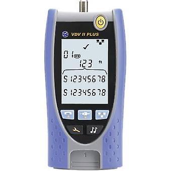 IDEALE Networks VDV II PLUS kabel verificateur apparaat, kabel verificateur