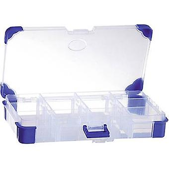 VISO Assortment box (L x W x H) 200 x 110 x 30 mm No. of compartments: 12 variable compartments 1 pc(s)