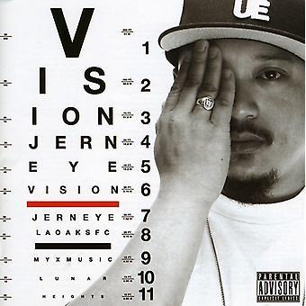Jern Eye - Vision [CD] USA import