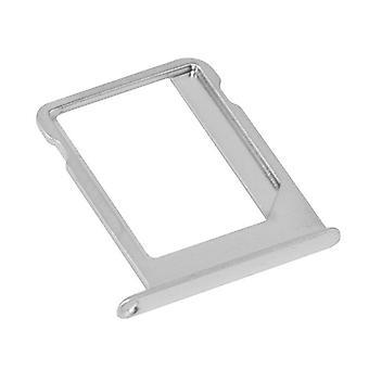 Pour iPhone 4/4 s SIM carte titulaire-Silver