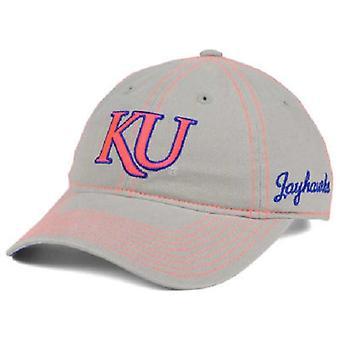 קנזס ג'ייהוקס למכללות אדידס ' כובע מתכוונן של נשים